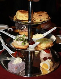 Gluten-free high tea – yes, it is possible!