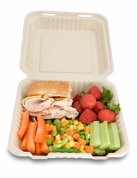 Lunchboxes the gluten-free way