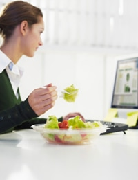 Is there an easy way to eat gluten-free at lunchtimes?