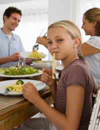 Developing healthy habits in our kids