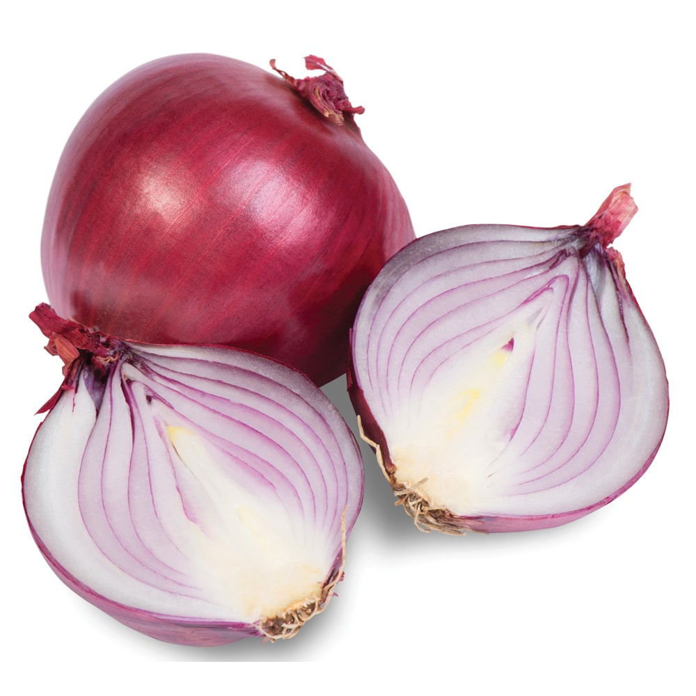 Shopping for onions