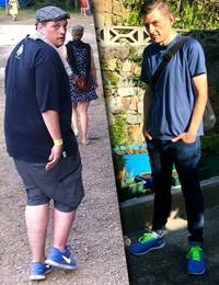 My journey back from obesity