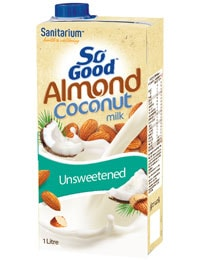 Reader review: So Good Unsweetened Almond and Coconut Milk