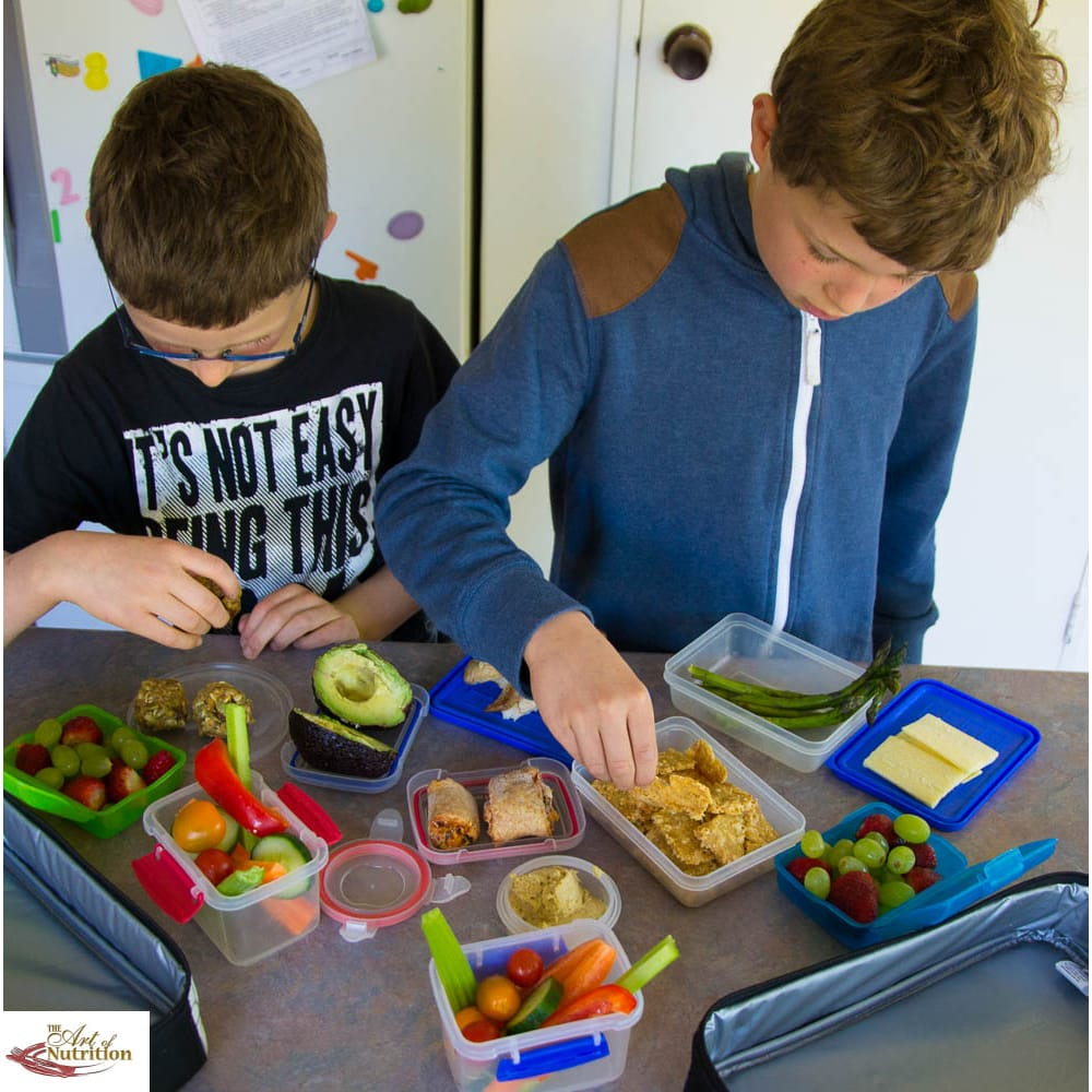 The switch to a fresh food lunchbox