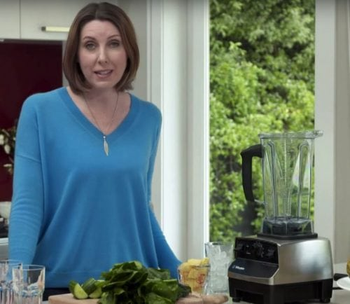 Niki's green smoothie