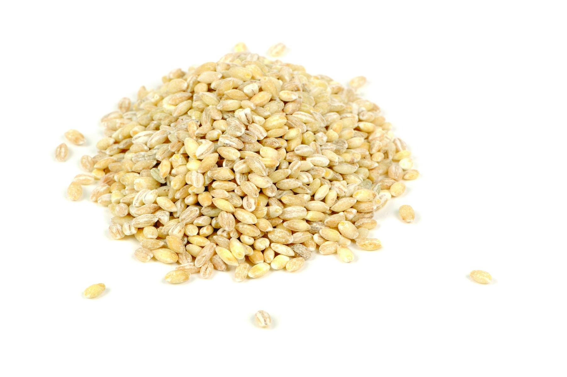 Smart staples: Barley