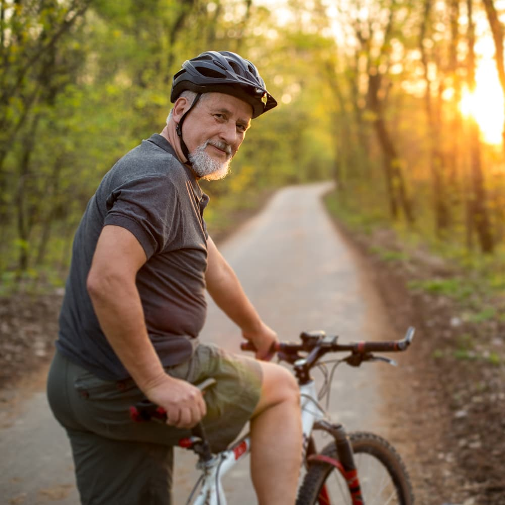 Man up for your health – there's no downside