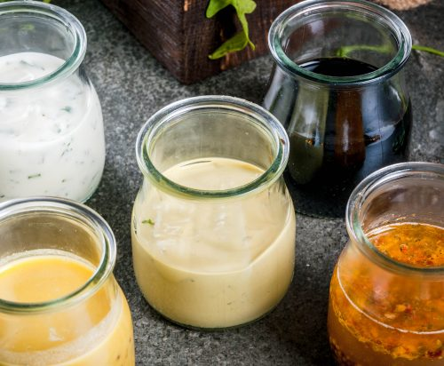 10 DIY salad dressings