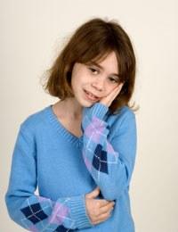 Abdominal migraine in children