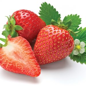 A strawberry a day