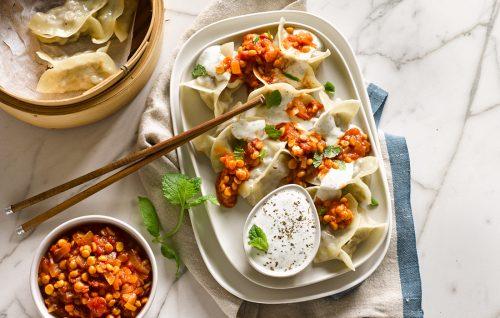 Dumplings 3 ways