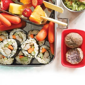 Allergy friendly lunchbox