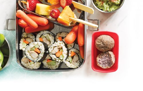 Allergy friendly lunchbox