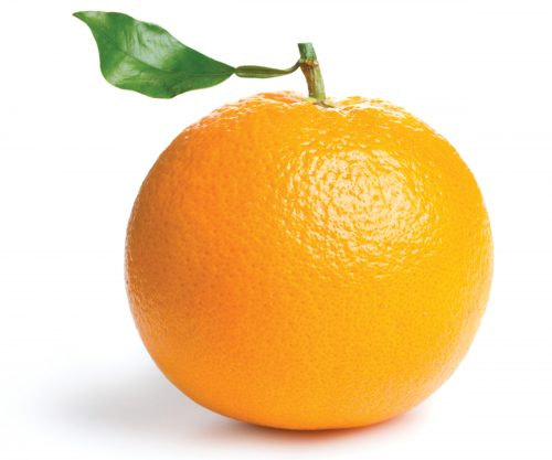 An orange a day keeps the eye doc away