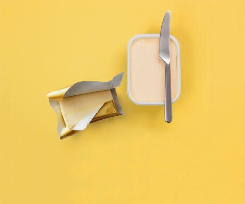 Butter vs spread