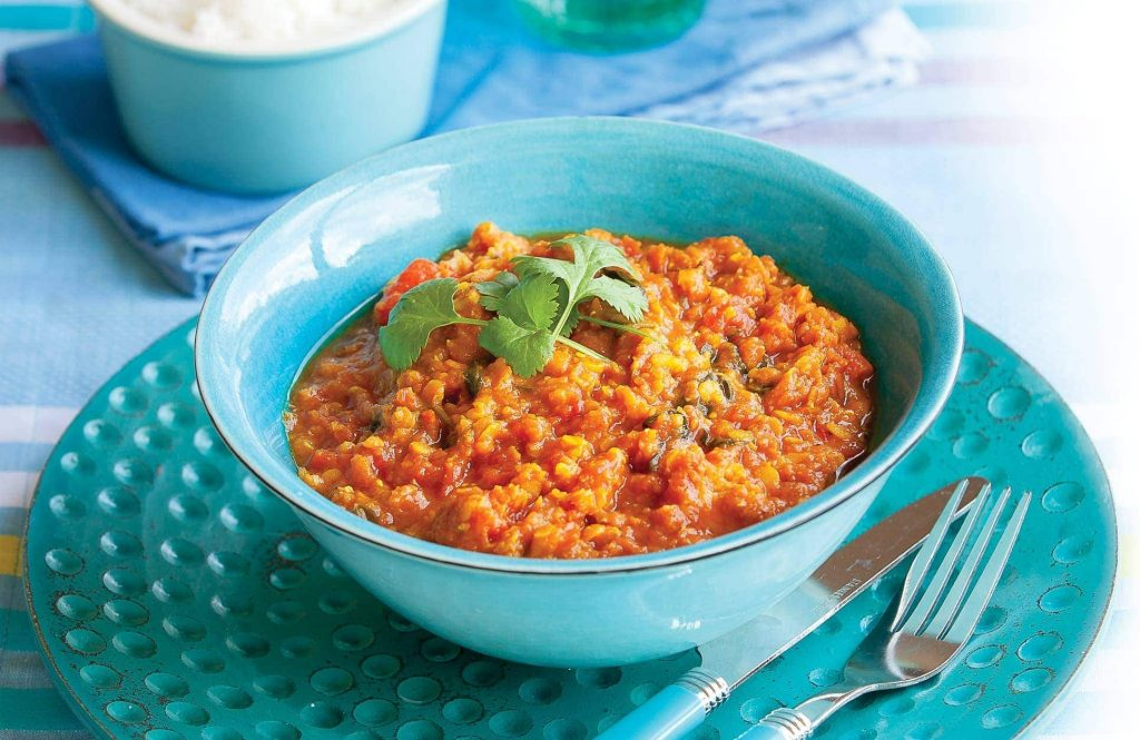 Dreamy dhal