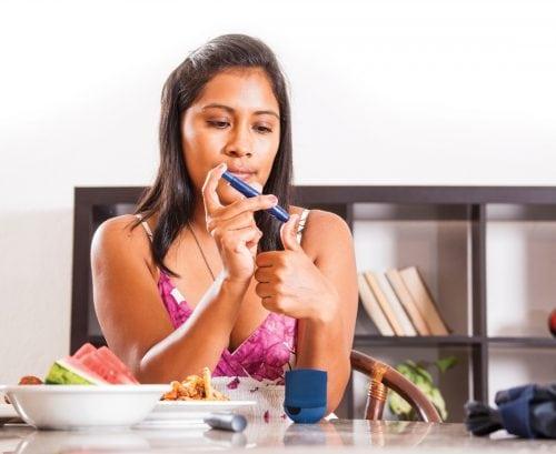 Early onset type 2 diabetes