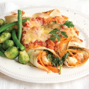 Easy enchiladas