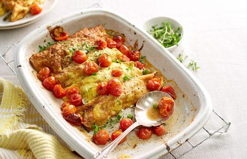 Weeknight meal plan: Vegetarian special