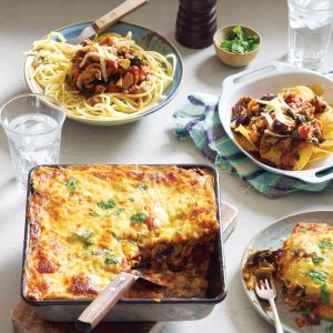 Freezer-friendly bolognese sauce