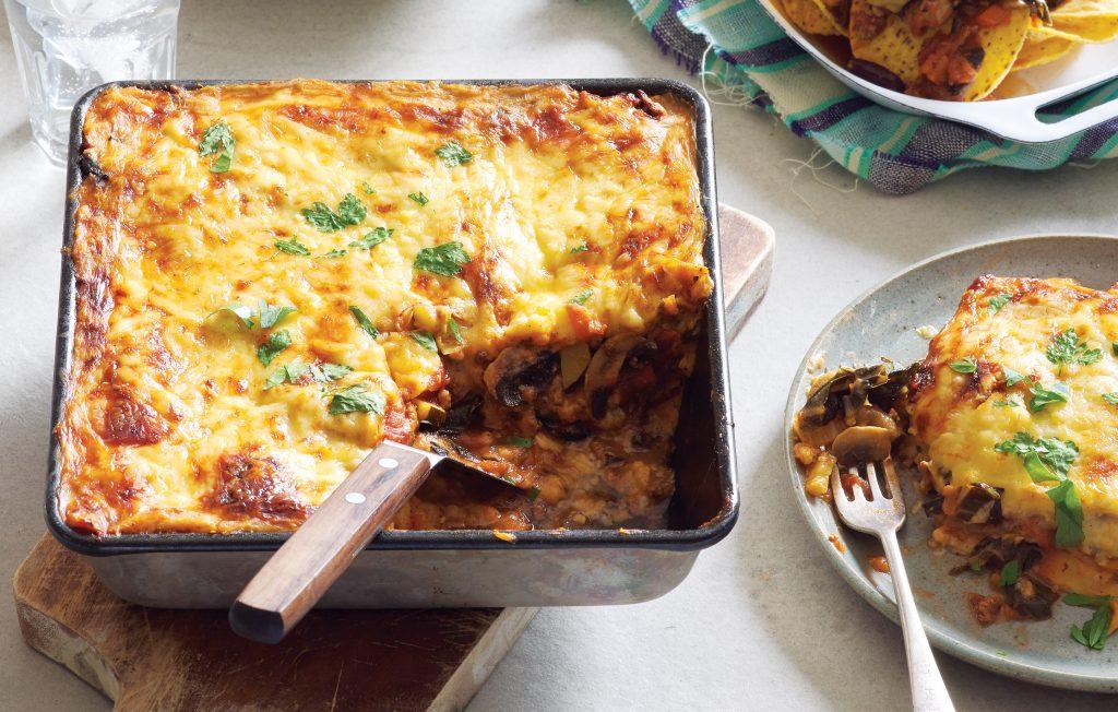 Freezer-friendly lasagne