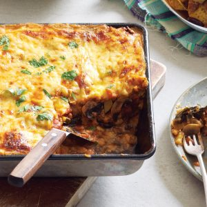 Freezer-friendly lasagne