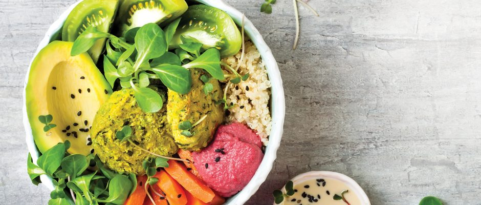Vegetarian special: Your guide to going meat free
