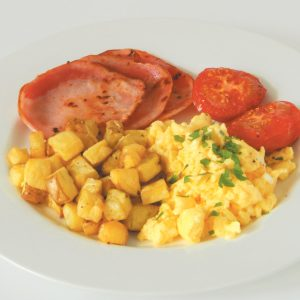 HFG breakfast fry-up