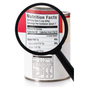 Label detective: Health claims