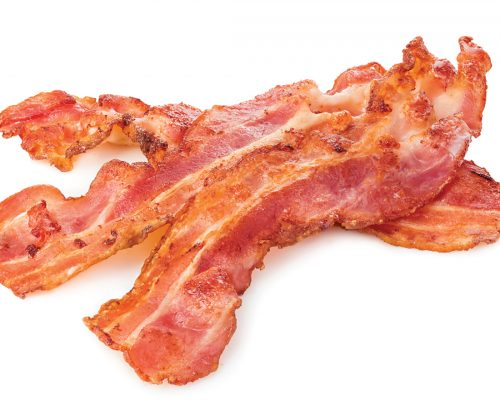 Hold the bacon