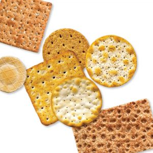 How much sodium is in those crackers