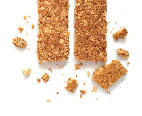 How to choose nut or muesli bars