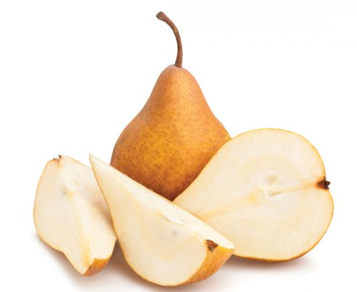 In Season mid autumn: Kamo kamo and Taylor's gold pears