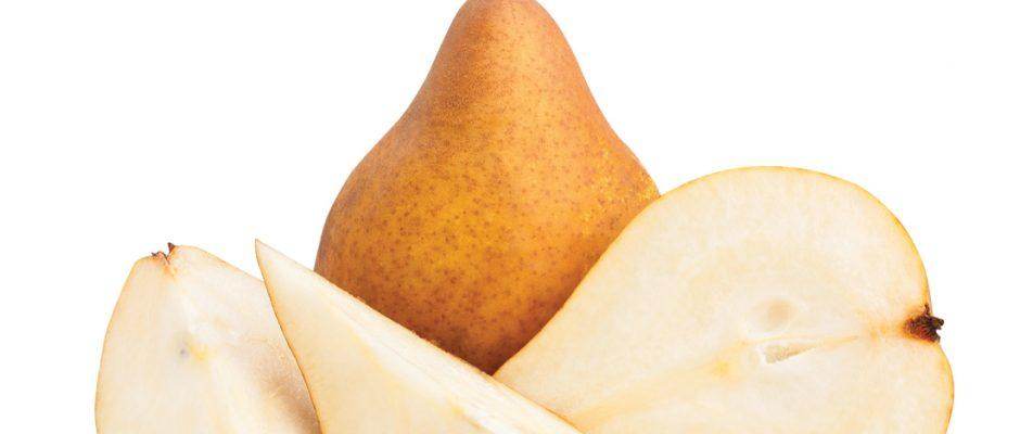 In Season mid autumn: Kamo kamo and Taylor's gold pears