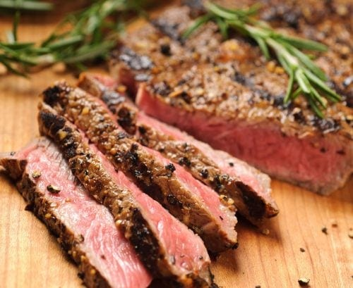 Meat advice may send wrong message