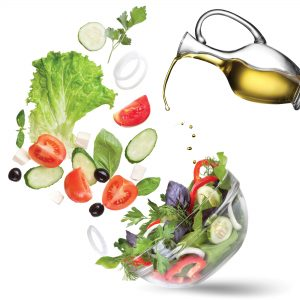 Med diet benefits more than skin deep