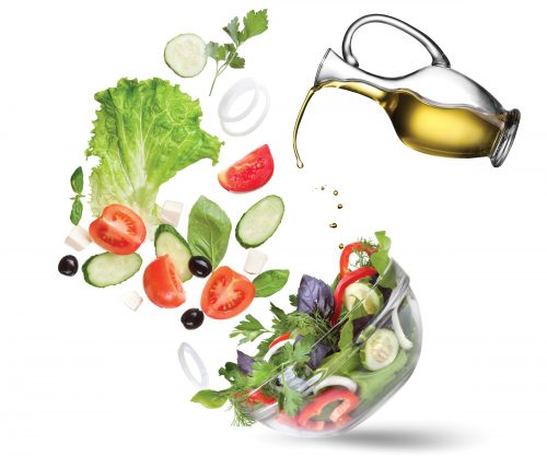 Med diet benefits more than skin deep