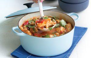 Mexican chicken pot