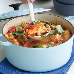 Mexican chicken pot