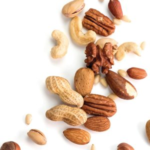Portion distortion: Nuts
