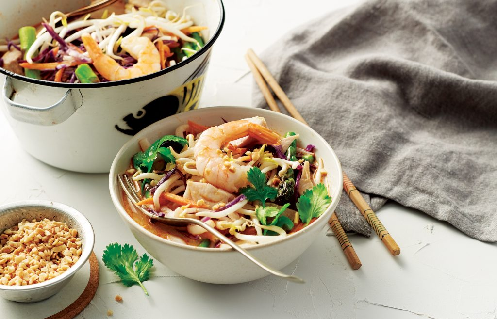 Quick Fish Laksa Healthy Food Guide