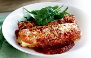 Pumpkin Cannelloni Healthy Food Guide