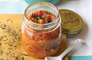 Roasted tomato passata