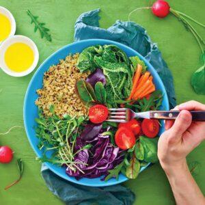 Science update: Vegan diets