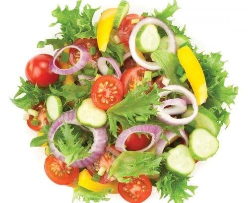 Shopping traps: Salads