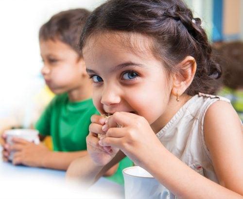 Smart swaps: Kids' snacks
