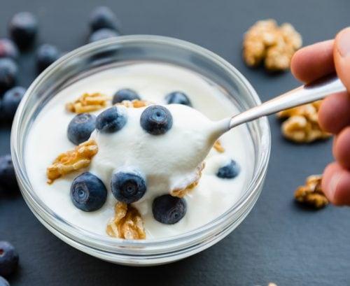 Smart swaps: Yoghurt