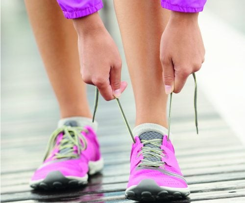 Staying motivated to exercise in winter