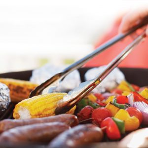 Tips for a healthier barbecue