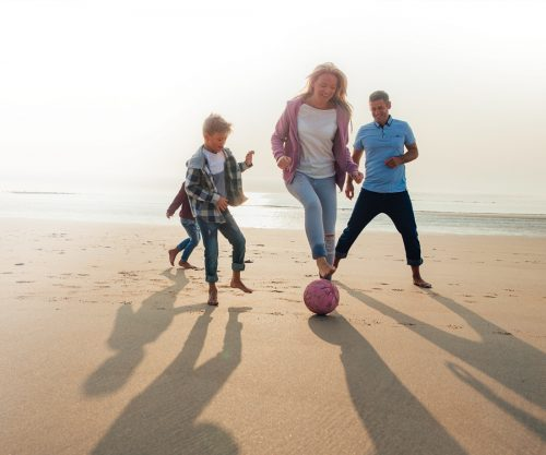 Top tips for fun holiday fitness